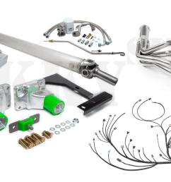 camaro ls1 swap wiring harnes specialty [ 1264 x 718 Pixel ]