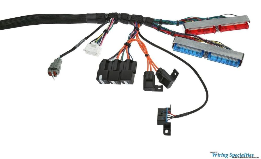 medium resolution of wiring specialties ls1 s14 240sx wiring harness