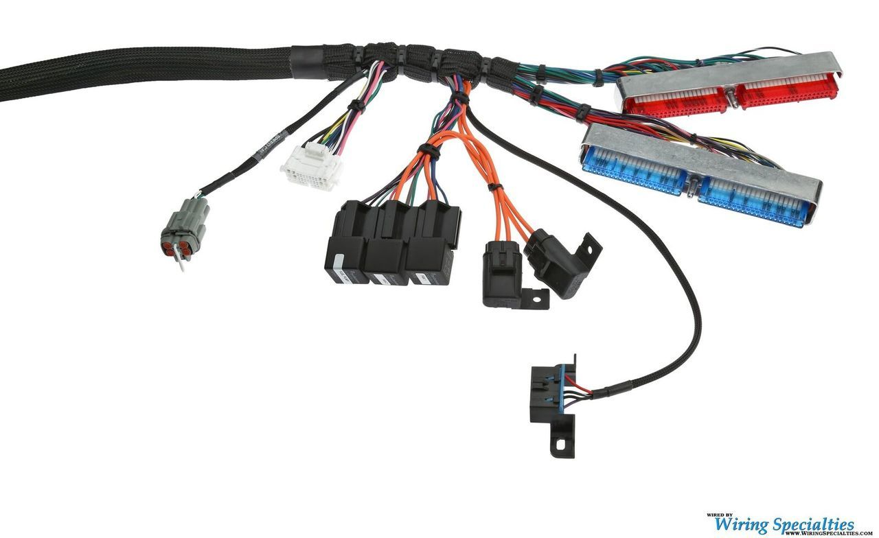 hight resolution of wiring specialties ls1 s14 240sx wiring harness