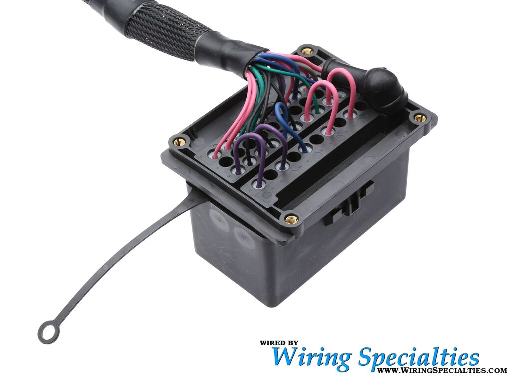 Wiring Specialties Ls1 Install