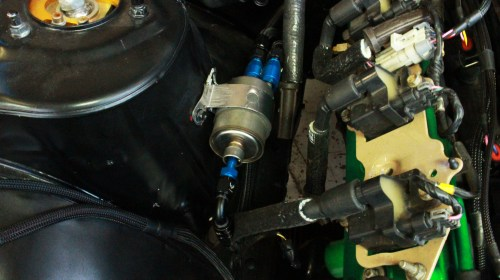 small resolution of 240sx lsx fuel filter kit short lines