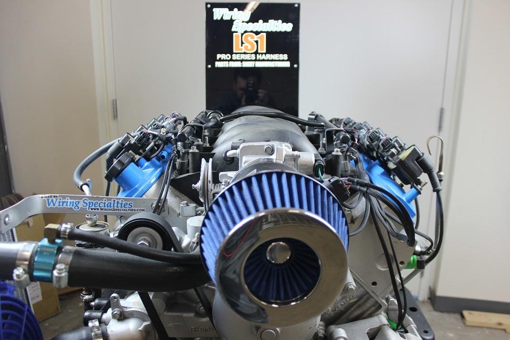 Ls1 Engine Swap Wiring Harness