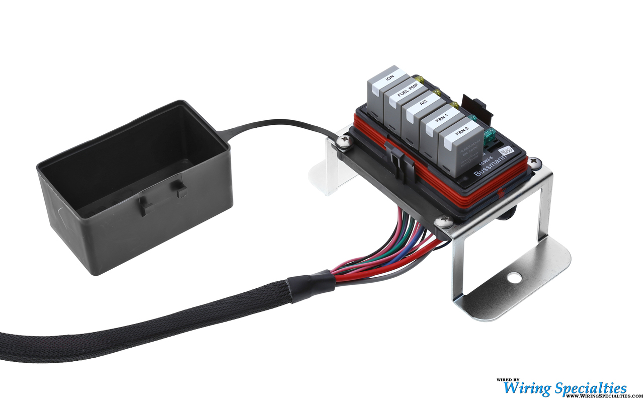hight resolution of wiring specialties universal standalone ls1 vortec wiring harness pro series