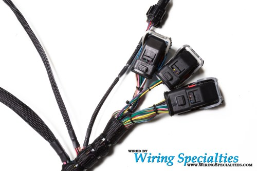 small resolution of wiring specialties ls2 dbw wiring harness for bmw e46 pro series