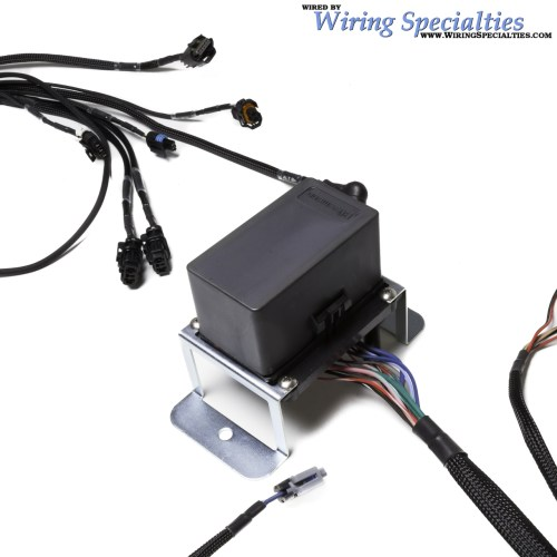 small resolution of wiring specialties ls2 dbw wiring harness for bmw e30 pro series