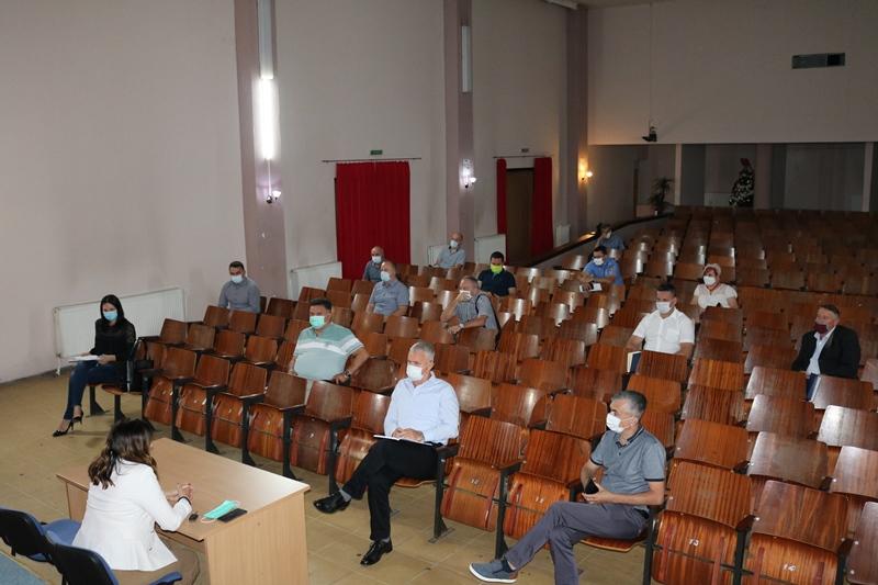 Mrkonjić Grad: Održana sjednica Štaba za vanredne situacije
