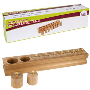 Montessori Sensorial Material