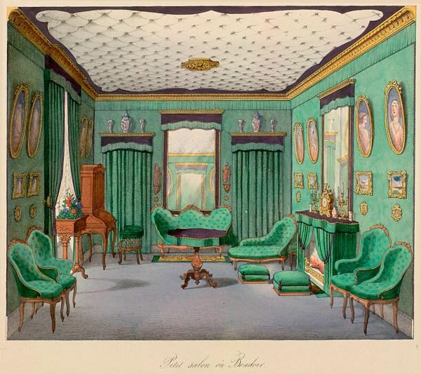 Rococo Style Interior Design