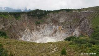 Mt. Mahawu crater