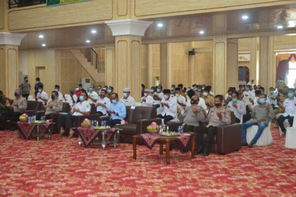 BBWSS VIII Sosialisasi Jadwal Pengeringan untuk Rehabilitasi D.I Kelingi Tugumulyo