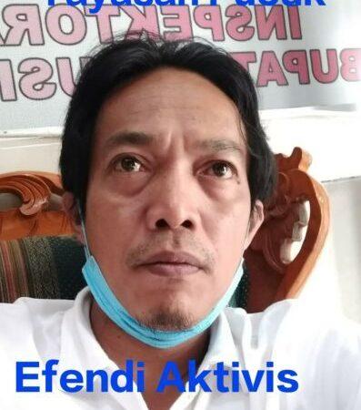 Efendi Yayasan Pucuk : Terkait Pungli pada SMAN 4 Lubuklinggau akan Dilaporkan ke APH