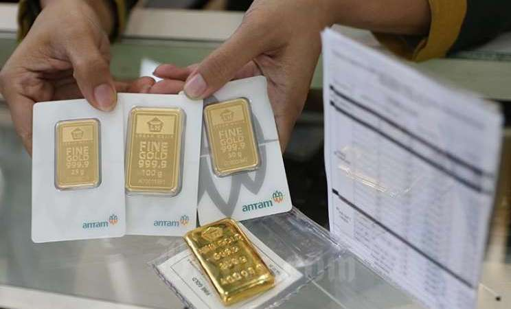 Harga Emas UBS dan Antam 'Naik', Kamis 23 September 2021