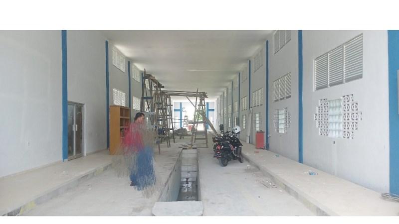 Anggaran 1,4 Miliar Rehab Balai Uji KIR Dishub Lubuklinggau Dipertanyakan
