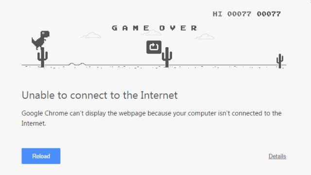 Game Google Chrome