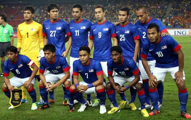 malaysia aff cup 2014