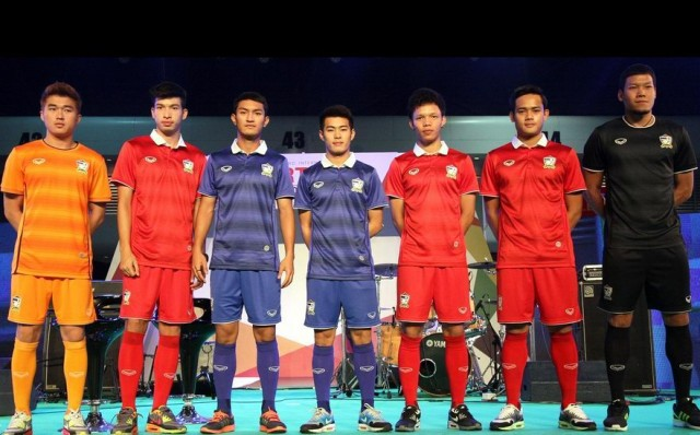 tim nasional thailand aff cup 2014