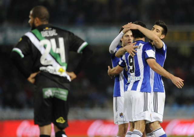 Real Sociedad vs Cordoba 2
