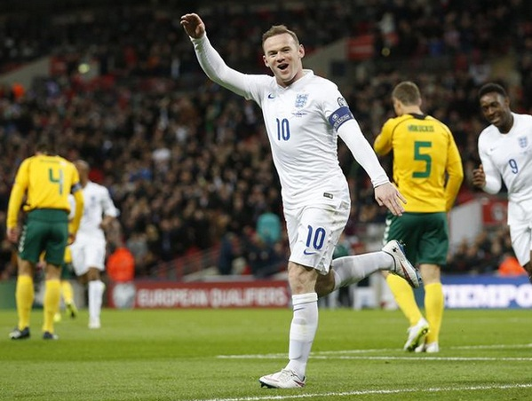Rooney-Lithuania