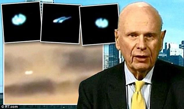 Alien Benar-Benar Nyata, Sudah Kerjasama Dengan Amerika Serikat!