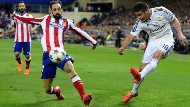 Atletico Madrid vs Real Madrid 4