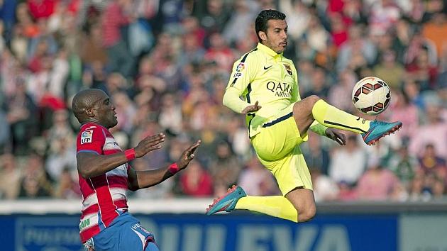 Barcelona Pedro Rodriguez Tidak Dijual, Ganti Posisi Jadi Bek Kanan