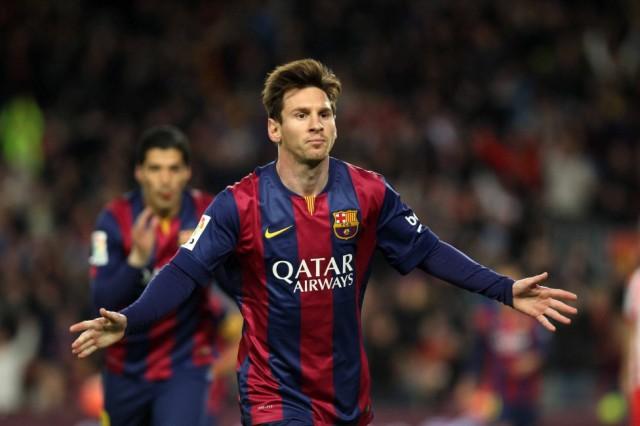 Barcelona vs Almeria 1