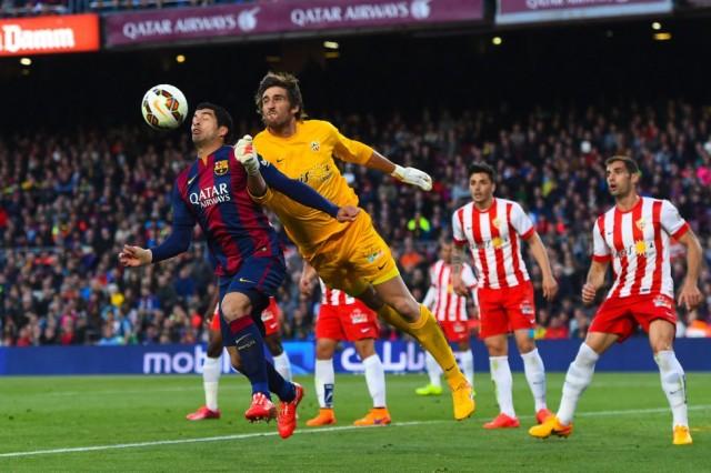 Barcelona vs Almeria 4