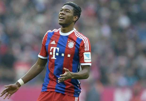 Bayern Munchen David Alaba Absen Sampai Akhir Musim