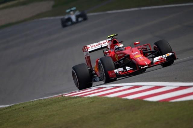 Berita F1 2015 Kimi Raikkonen Optimis Ferrari Kembali Jegal Mercedes