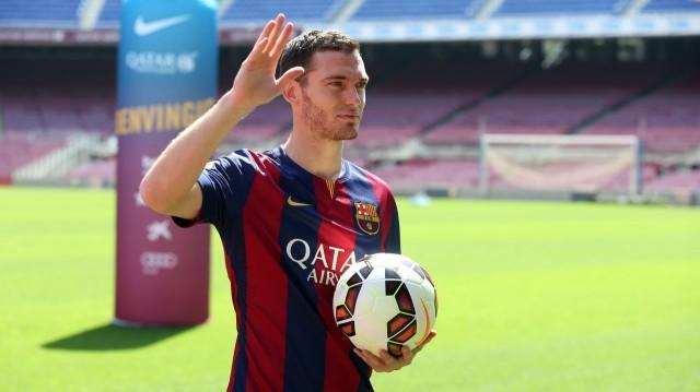 Berita Liga Spanyol Thomas Vermaelen Fit, Siap Main Untuk Barcelona