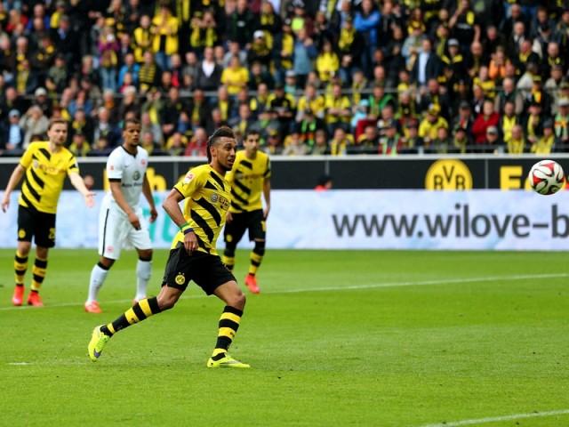 Borussia Dortmund vs Eintracht Frankfurt 1