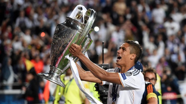 Bursa Transfer Pemain Raphael Varane Siap Hengkang dari Real Madrid