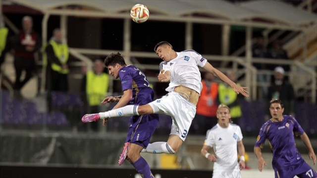 Fiorentina vs Dynamo 4