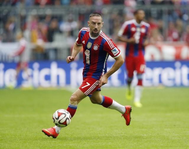 Franck Ribery Absen di Der Klassiker Dortmund vs Bayern Munchen