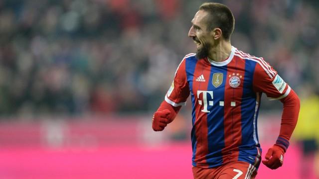 Franck Ribery Tolak Real Madrid Karena Jadi Lionel Messi-nya Bayern Munchen