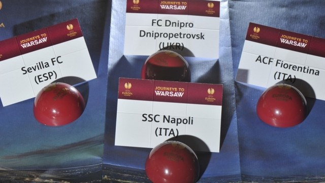 Hasil Drawing Liga Europa 2015 Semi Final Ini Hasil Undian & Jadwal Babak 4 Besar Europa League