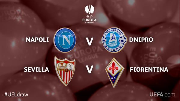 Hasil Drawing Liga Europa 2015 Semi Final