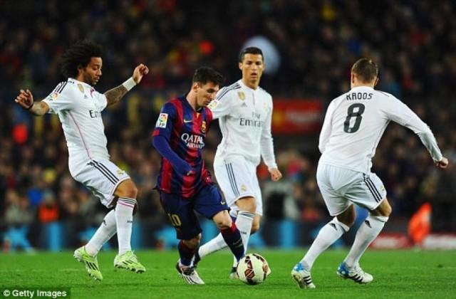 Ini Dia Taktik Real Madrid Kudeta Barcelona dari Puncak Klasemen La Liga!
