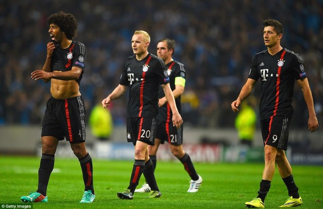 Jadwal Liga Champion 8 Besar & Prediksi Bayern Munchen vs Porto 2015