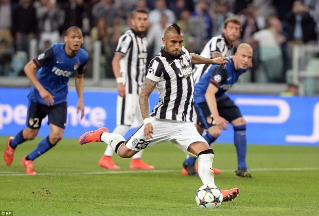 Jadwal Liga Champion Hari Ini & Prediksi AS Monaco vs Juventus 23 April 2015