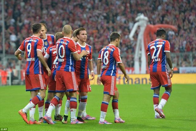 Jadwal Liga Champion Hari Ini & Prediksi Porto vs Bayern Munchen 16 April 2015