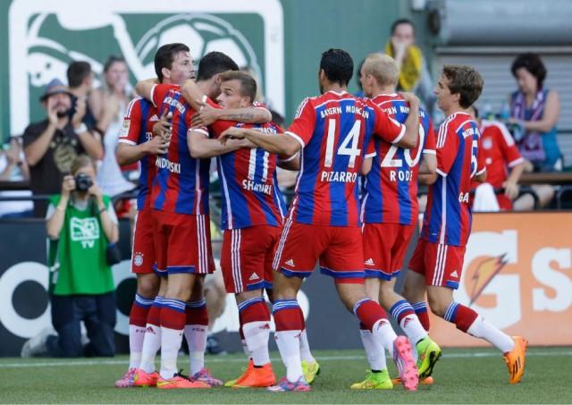 Jadwal Liga Jerman 2015 Prediksi Bayern Munchen vs Hertha Berlin 25 April