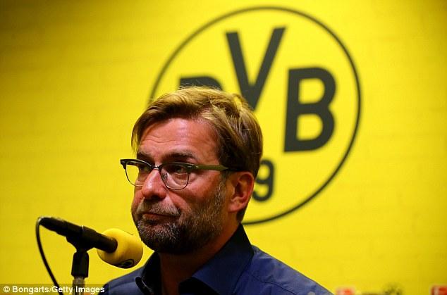 Jurgen Klopp Tinggalkan Borussia Dortmund Akhir Musim Ini! 2