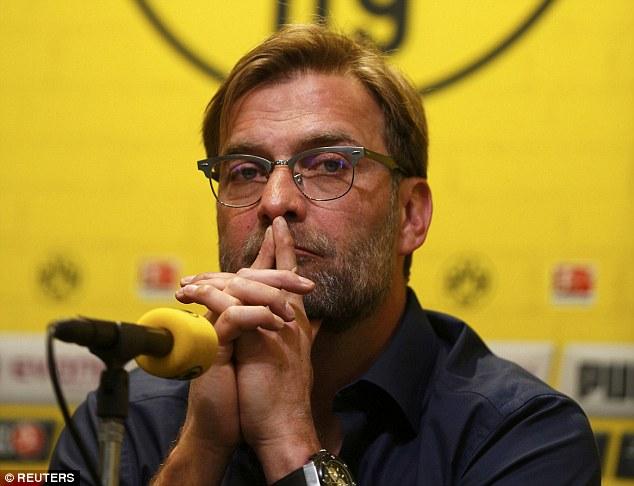 Jurgen Klopp Tinggalkan Borussia Dortmund Akhir Musim Ini! 4