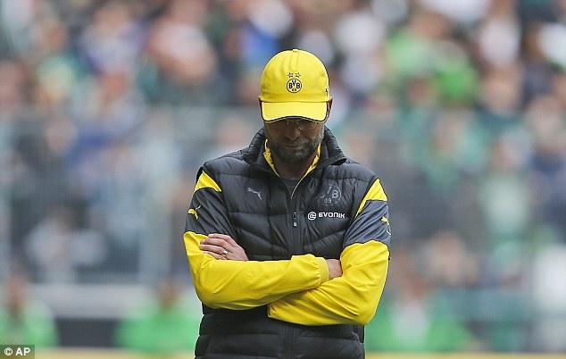 Jurgen Klopp Tinggalkan Borussia Dortmund Akhir Musim Ini! 4w
