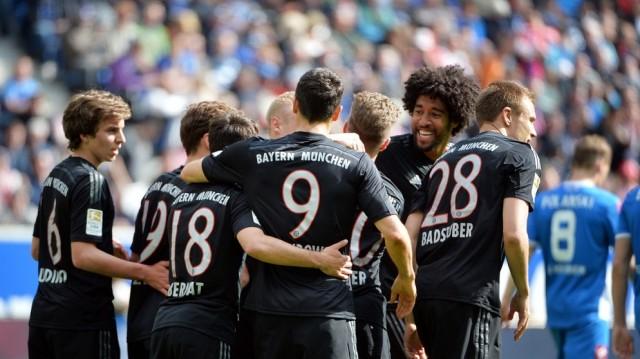 Klasemen Liga Jerman 2015 Terbaru Bayern Munchen Unggul 12 Poin dari Wolfsburg!