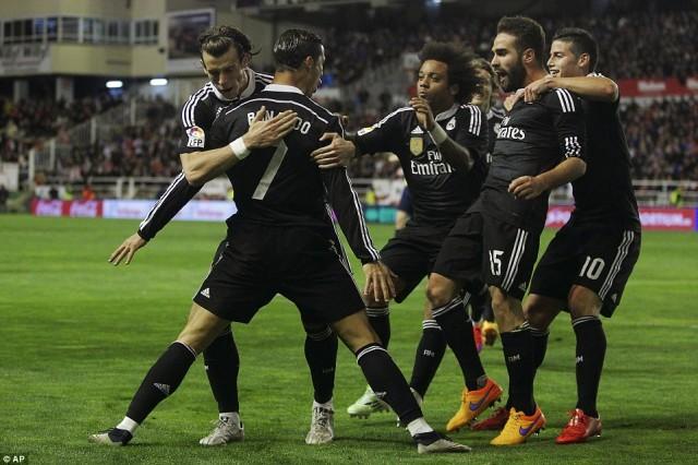 Klasemen Liga Spanyol Terbaru 2015 Barca-Real Madrid Tetap Beda Empat Poin