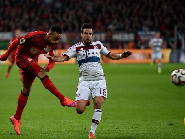 Leverkusen vs Bayern Munchen 1