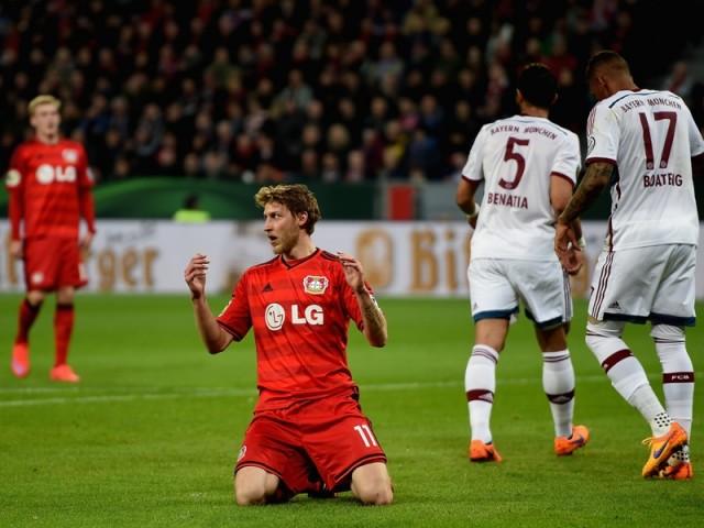 Leverkusen vs Bayern Munchen 2