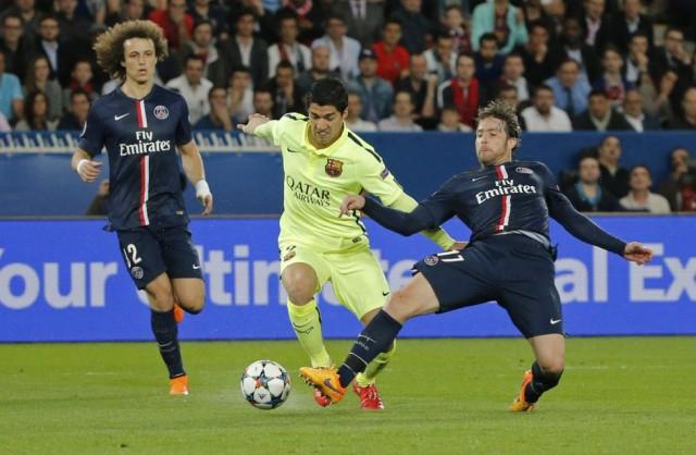 PSG vs Barcelona 34